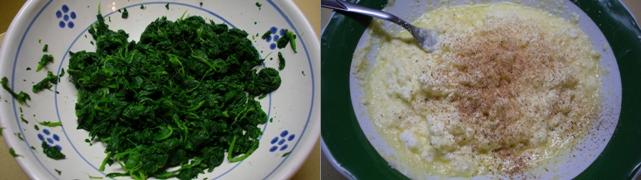 torta salata spinaci e ricotta