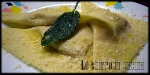 tortelli zucca