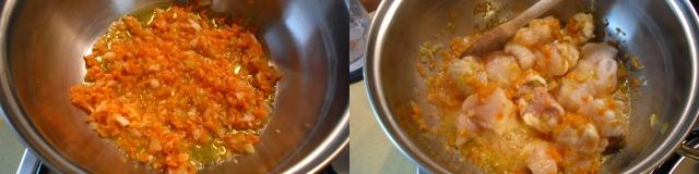 zuppa di coda di rospo