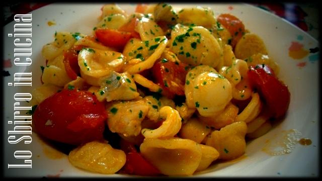 Ricetta gallinelle con pasta