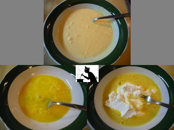 Torta salata di bietole con yogurt
