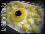 tiramisu all'ananas