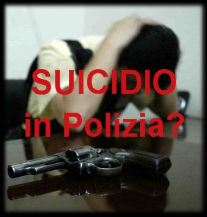 Suicidio in Polizia