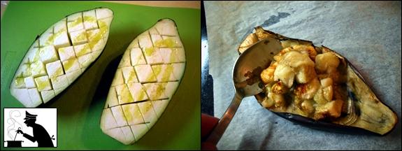 Pasta con sugo alle melanzane