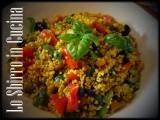 Cuscus (cous cous) di verdure (3)