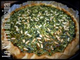 Torta salata bietole, pinoli e gorgonzola