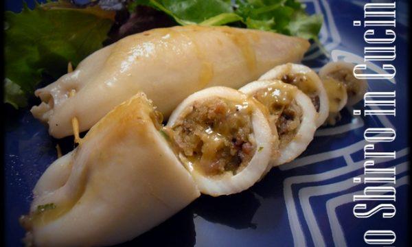Calamari Ripieni, versione veloce