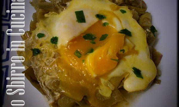 Carciofi tutti pari, ricetta tradizionale salentina…